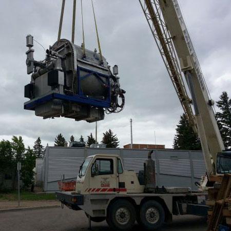 Generator Lifting